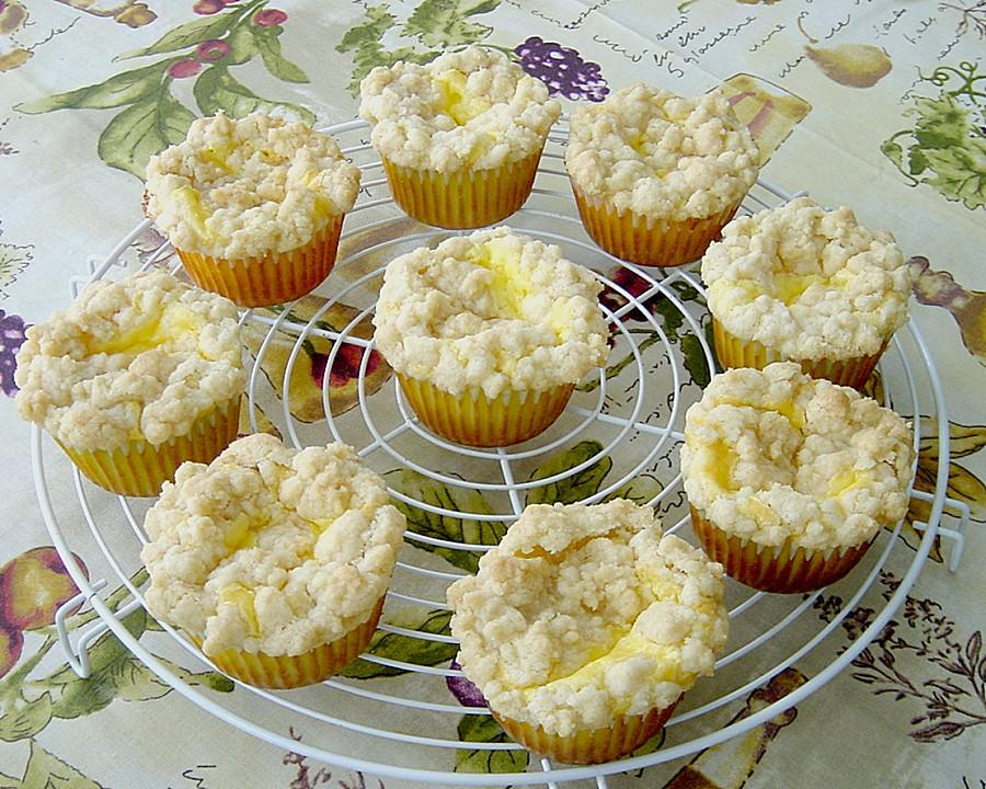 Käse - Streusel - Muffins (Rezept mit Bild) von lucy2208 | Chefkoch.de
