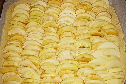 Apfel - Sauerrahm - Kuchen 2