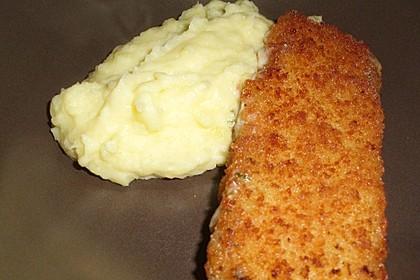 Schlemmerfilet à la Bordelaise mit Gurkensalat und Stampfkartoffeln 2