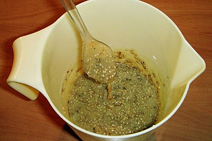 Sesam - Krokant - Hippen oder Körbchen 25