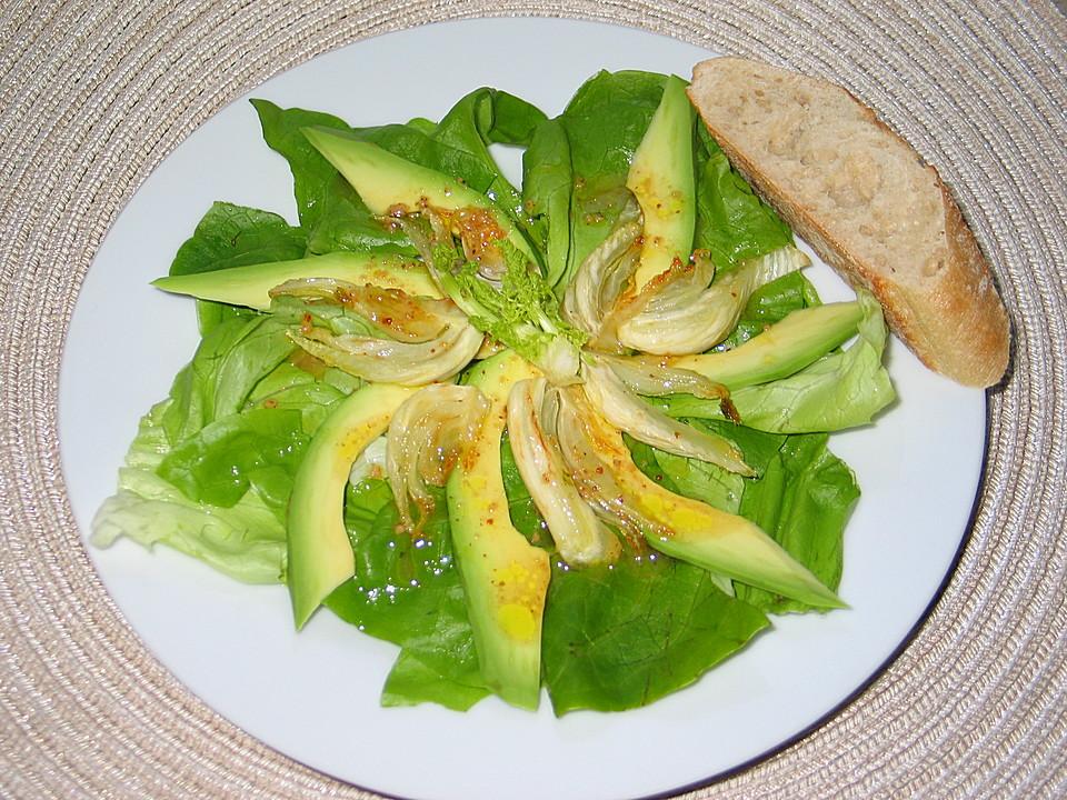 avocado fenchel salat von gaensebluemchen06. Black Bedroom Furniture Sets. Home Design Ideas