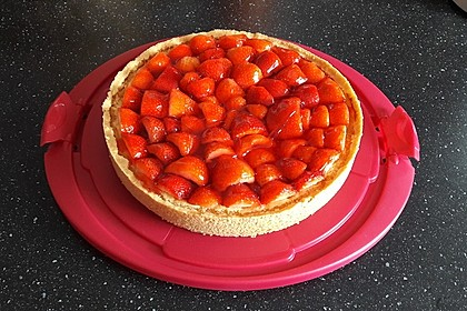 Erdbeer - Käsekuchen 3