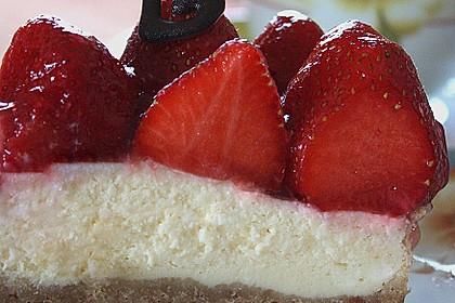 Erdbeer - Käsekuchen 2