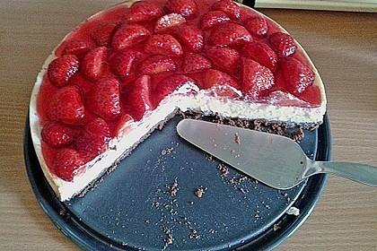 Erdbeer - Käsekuchen 5