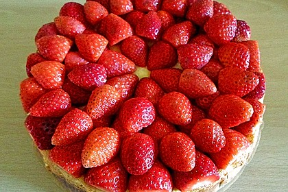 Erdbeer - Käsekuchen 1