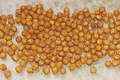 Würzige geröstete Kichererbsen 15