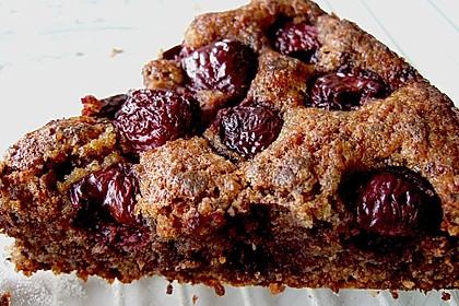 Kirsch - Nuss - Kuchen 6
