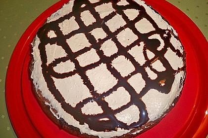 Kirsch - Nuss - Kuchen 13