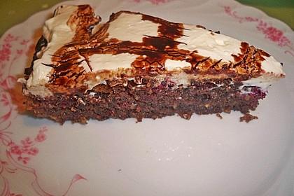 Kirsch - Nuss - Kuchen 10