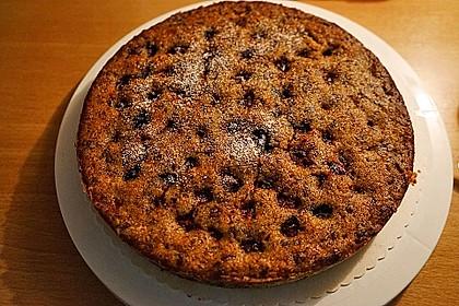 Kirsch - Nuss - Kuchen 8