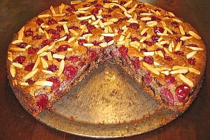 Kirsch - Nuss - Kuchen 9