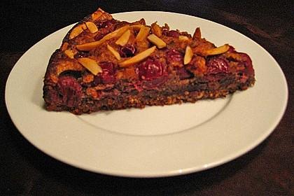 Kirsch - Nuss - Kuchen 15