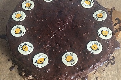 Kirsch - Nuss - Kuchen 12
