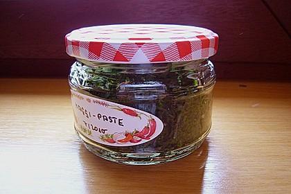 Liebstöckl (Maggikraut) - Paste 11