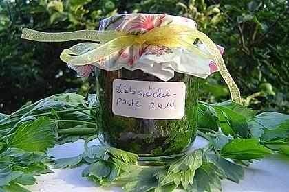 Liebstöckl (Maggikraut) - Paste 8