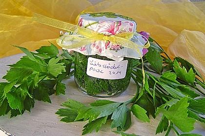 Liebstöckl (Maggikraut) - Paste 4
