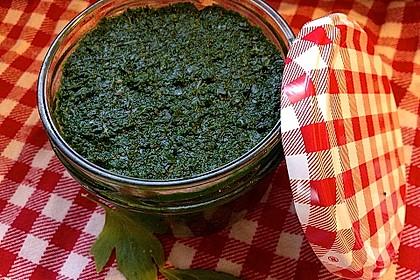 Liebstöckl (Maggikraut) - Paste 6