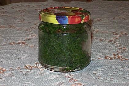 Liebstöckl (Maggikraut) - Paste 20