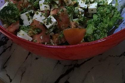 Mediterraner Brokkoli Salat 36