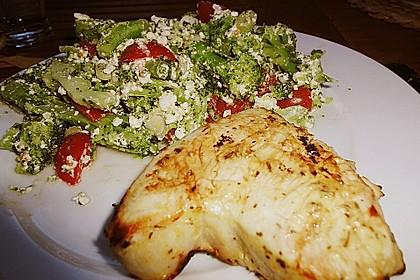 Mediterraner Brokkoli Salat 56