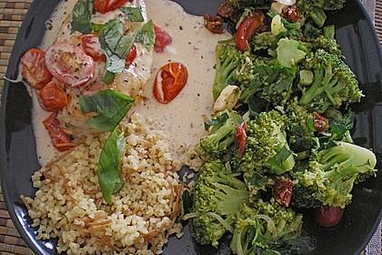 Mediterraner Brokkoli Salat 43