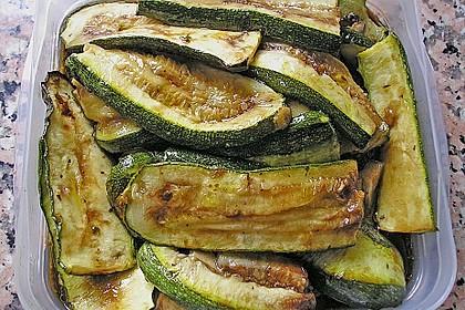 Zucchini mariniert 3