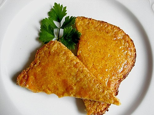 Schnelle Käse Toasts - Welsh Rarebits á la Merceile 2