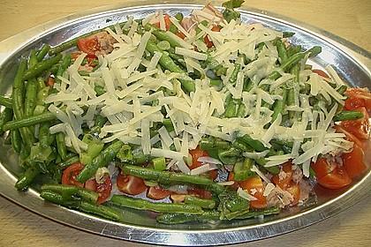 Grüne Bohnen mit Thunfisch 1