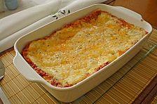 Soja - Lasagne