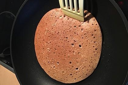 Süße Pfannkuchen vegan 19