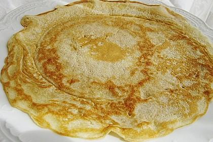 Süße Pfannkuchen vegan 3