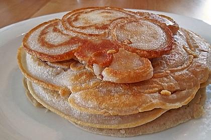 Süße Pfannkuchen vegan 17
