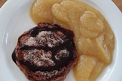 Süße Pfannkuchen vegan 6