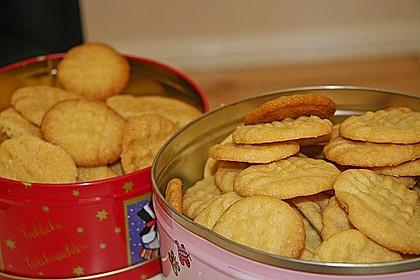 Englische Ingwer - Kekse 7