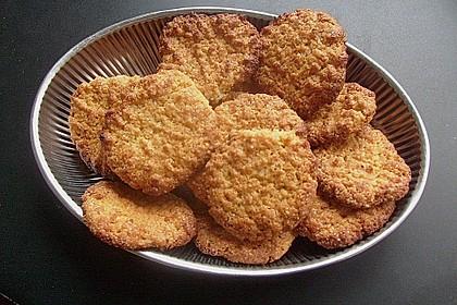 Englische Ingwer - Kekse 15