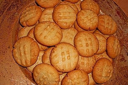 Englische Ingwer - Kekse 16
