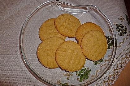 Englische Ingwer - Kekse 25