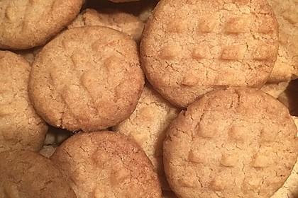 Englische Ingwer - Kekse 2