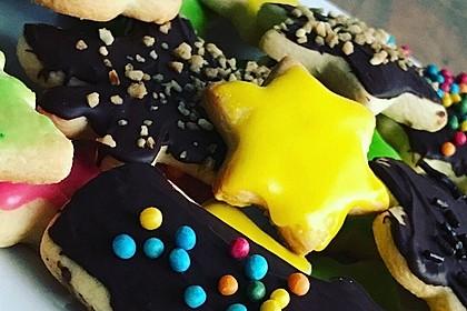 Kekse oder Plätzchen zum Ausstechen 16