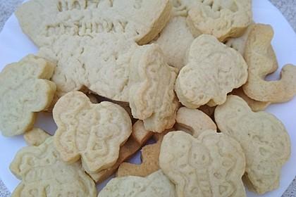 Kekse oder Plätzchen zum Ausstechen 28