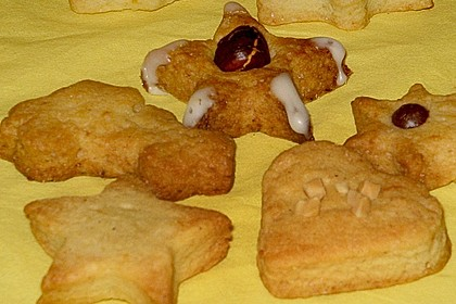Kekse oder Plätzchen zum Ausstechen 37