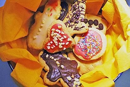 Kekse oder Plätzchen zum Ausstechen 23