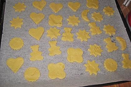 Kekse oder Plätzchen zum Ausstechen 33