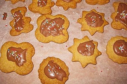 Kekse oder Plätzchen zum Ausstechen 20