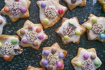 Kekse oder Plätzchen zum Ausstechen 18