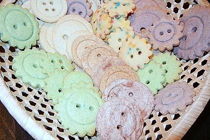 Kekse oder Plätzchen zum Ausstechen 7