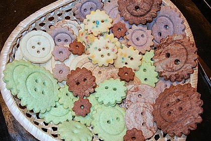 Kekse oder Plätzchen zum Ausstechen 10