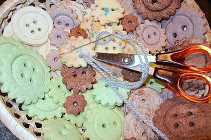 Kekse oder Plätzchen zum Ausstechen 5