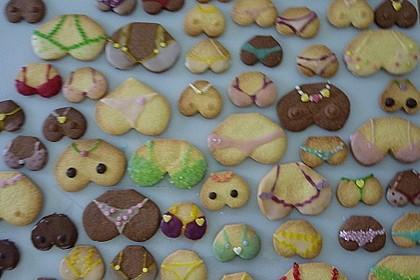 Kekse oder Plätzchen zum Ausstechen 15
