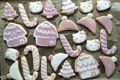 Kekse oder Plätzchen zum Ausstechen 1